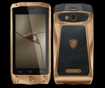 Tonino Lamborghini Antares rose gold black